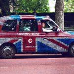 שירותי הסעות בלונדון עם הילדים והמשפחה המורחבת